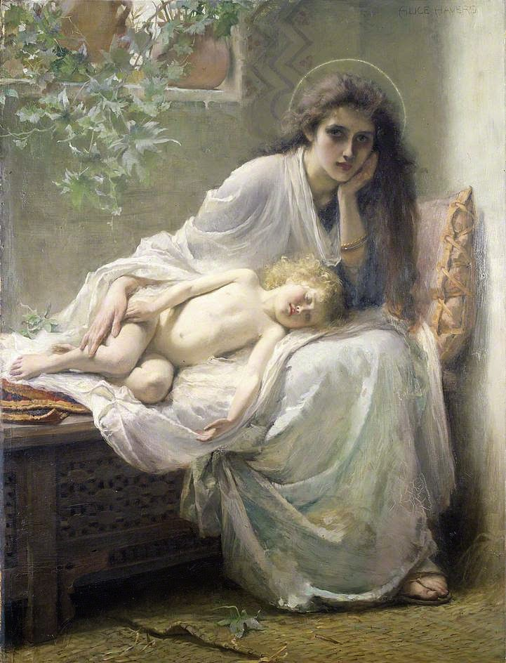 alice_mary_havers_1880_but_mary_kept_all_these_things_and_pondered_them_in_her_heart
