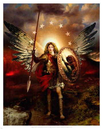 howard-david-johnson-the-archangel-michael