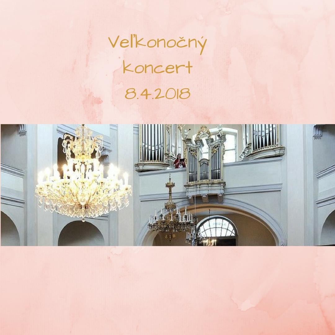 veľkonočný koncert