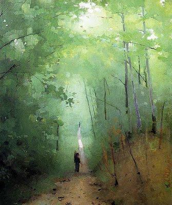 Abbott_Handerson_Thayer_-_Landscape_at_Fontainebleau_Forest
